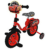 "Disney Cars 10"" Bike"