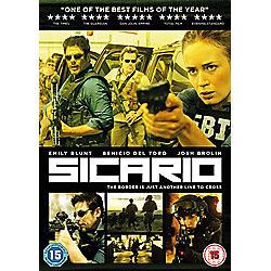 Sicario DVD
