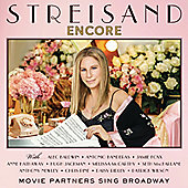 Barbara Streisand Encore: Movie Partners Sing Broadway (DELUXE) 2CD