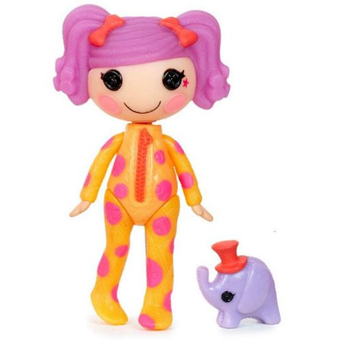 Mini Lalaloopsy Sew Sleepy Doll – Peanut Big Top