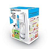 SodaStream Jet White Drinksmaker Megapack