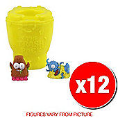 The Trash Pack - 2 Trashies in a Toilet (Value 12 Pack)