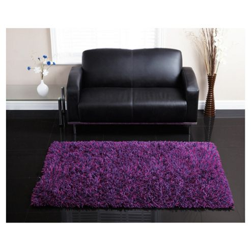 The Ultimate Rug Co. Lagos Rug, Plum 160x230cm