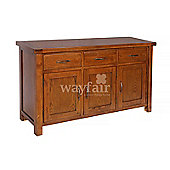 Homestead Living Inishturlin 3 Doors, 3 Drawer Sideboard