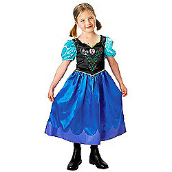 Rubie's Masqerade - Anna Classic Disney Frozen Costume - Medium 5-6 years