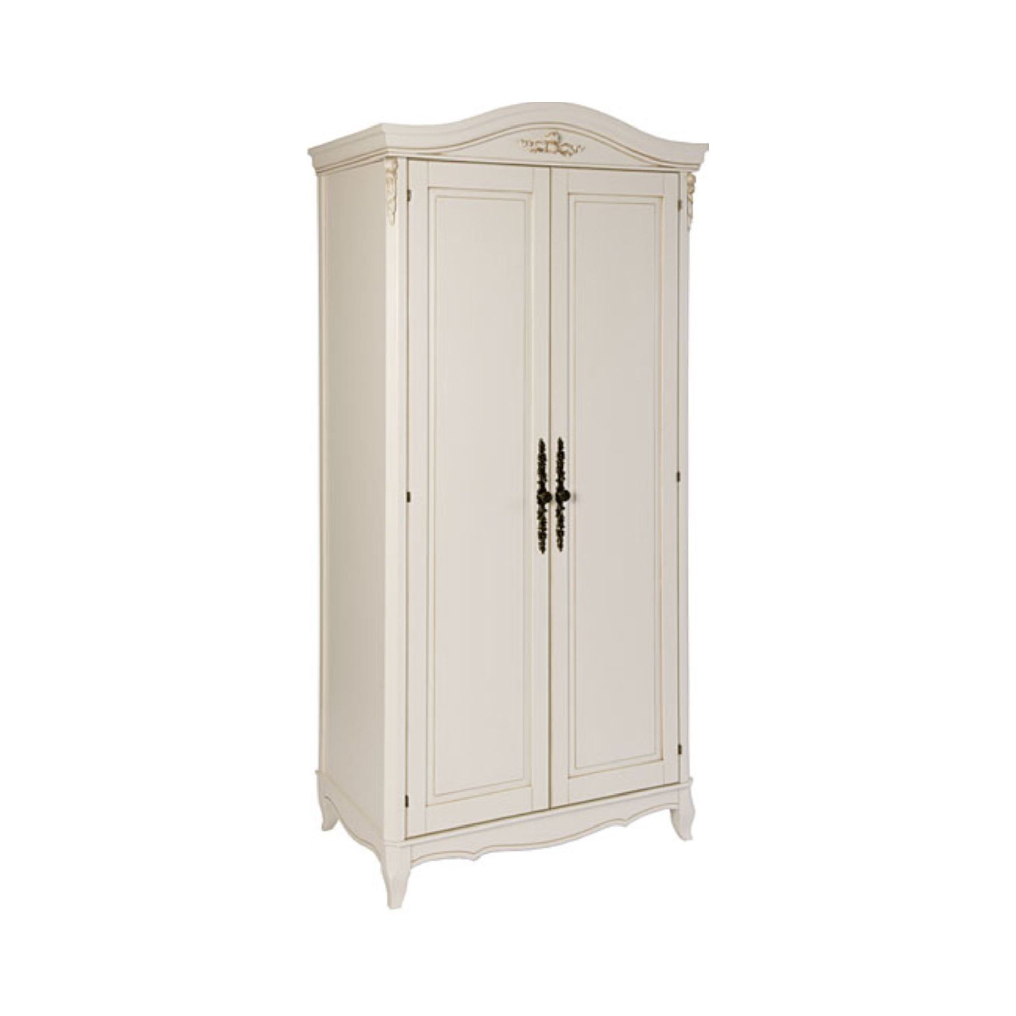Kelburn Furniture Laurent 2 Door Wardrobe at Tesco Direct