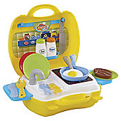 Play Go My Carry Along Kitchen - 22 Pieces