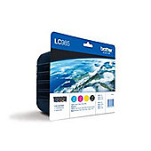 Brother LC985 multipack printer ink cartridge