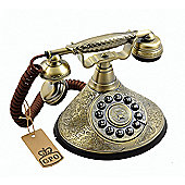 GPO Duchess Traditional Push Button Telephone - Beige