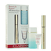 Clarins Mascara 7Ml & Eye Make Up Remover