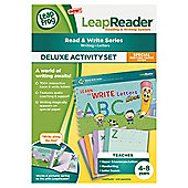 LeapFrog LeapReader Book :  Learn to write with Letters Mr Pencil