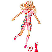 Barbie I Can Be... Soccer Doll
