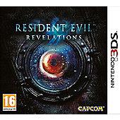 Resident Evil Revelations 3D