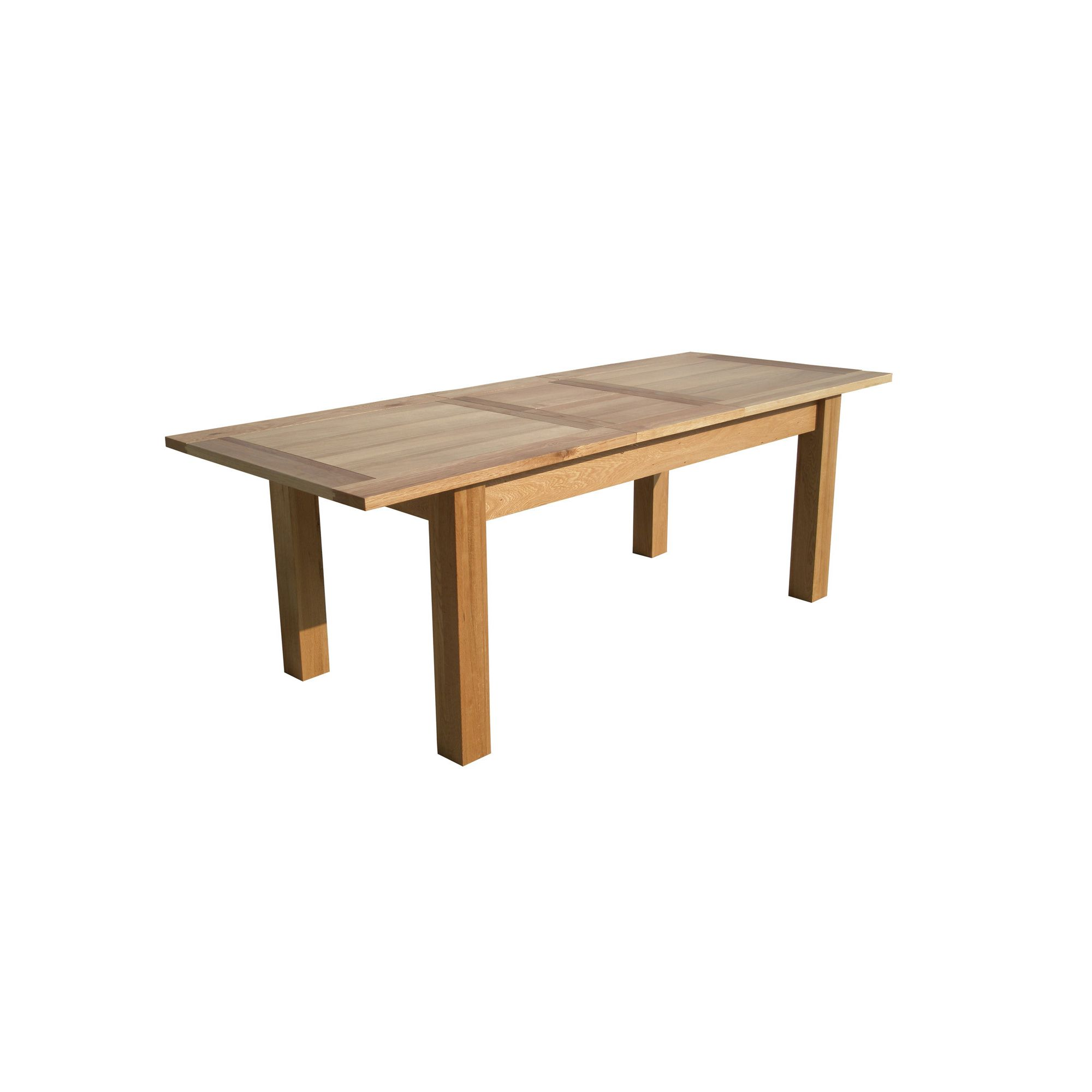Home And Garden Furniture Home Zone Furniture Churchill Solid Oak 180 Cm Extendable Dining