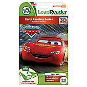 Disney Cars2 3D LeapReader Book