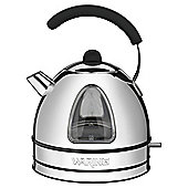 Waring WTK17CU 1.7L Cordless Traditional Kettle - Polished Stainless Steel