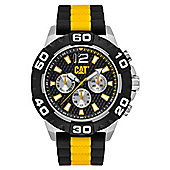 CAT Mens Rubber 24 hour Day & Date Watch PQ.149.27.132