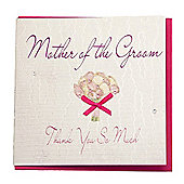Bliss Wedding - Mother of the Groom Wedding Card
