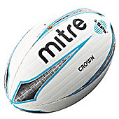 Mitre Crown G-Spin Technology Match Standard High Grip Rugby Balls