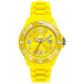 Ice-Watch Yellow Sili Watch SI.YW.B.S