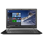 "Lenovo Ideapad 100 15.6"" Intel Pentium 4GB RAM 1TB HDD Laptop Black"