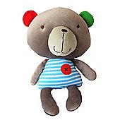 Kimber Kids Sensory Bobbie Bear Talking Toy