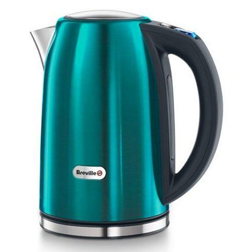 buy breville vkj692 jug kettle rio teal from our jug. Black Bedroom Furniture Sets. Home Design Ideas