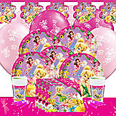 Tinkerbell Party Pack - Deluxe For 8