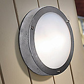 Nordlux Moss Wall Flush Mount - 20 cm / Galvanized Steel