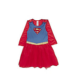 DC Comics Supergirl Dress-Up Costume years 05 - 06 Multi