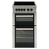 Beko BDC5422AS Cooker Silver