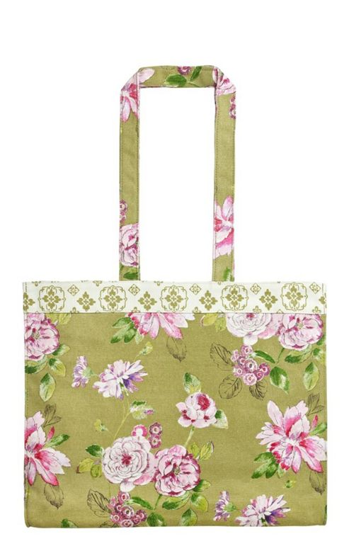 Ulster Weavers Agatha Canvas Shoulder Bag