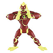 Ben 10 Omniverse 15cm Action Figure - Heatblast