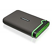Transcend HDD Storejet 25 USB 3.0 750GB External Hard Drive