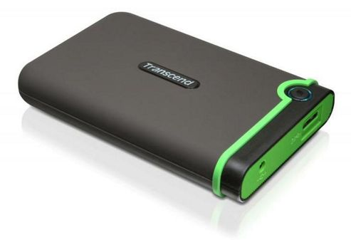 Transcend 750 GB USB 3.0 External Hard Drive