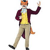 Roald Dahl Fantastic Mr Fox - Child Costume 7-9 years