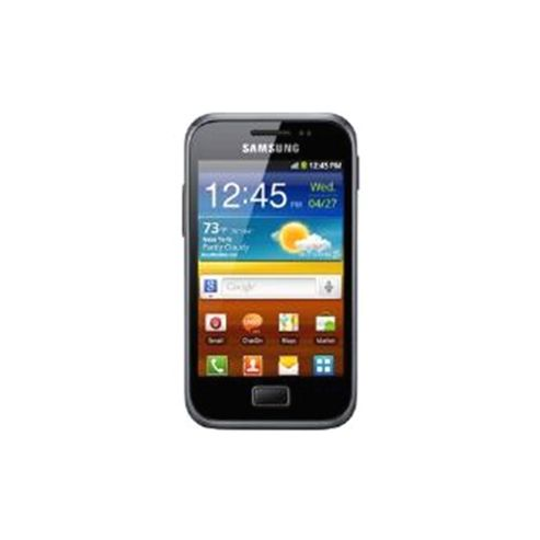 Samsung Galaxy Ace Plus Smartphone (Dark Blue)