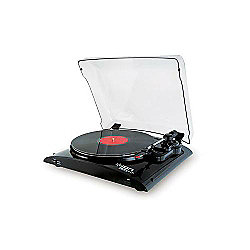 Ion Profile Lp Usb Turntable And Vinyl Archiver (Gloss Black)