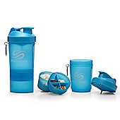 SmartShake Protein Shaker - Neon Blue