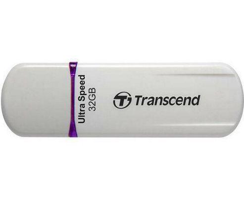 Transcend JetFlash 620 32GB USB Flash Drive Purple