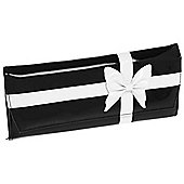 Large Jewellery Purse - Black / White