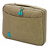 Dicota Bounce Slim Case (Green/Blue) for 10 inch to 11.6 inch Notebook