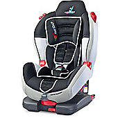 Caretero Sport Turbo Fix Car Seat (Grey)