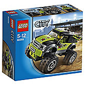 LEGO City Monster Truck 60055