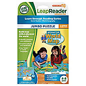 Leapfrog Tag World Map Jumbo Puzzle