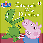 Peppa Pig George's New Dinosaur