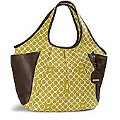 Mamas & Papas - Fenton Slouch Changing Bag - Bee