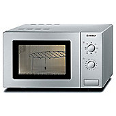 Bosch HMT72G450B 800W Microwave with Grill - Stainless Steel