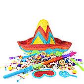 Sombrero Pinata Kit