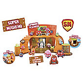 Moshi Monsters Super Moshi HQ Playset